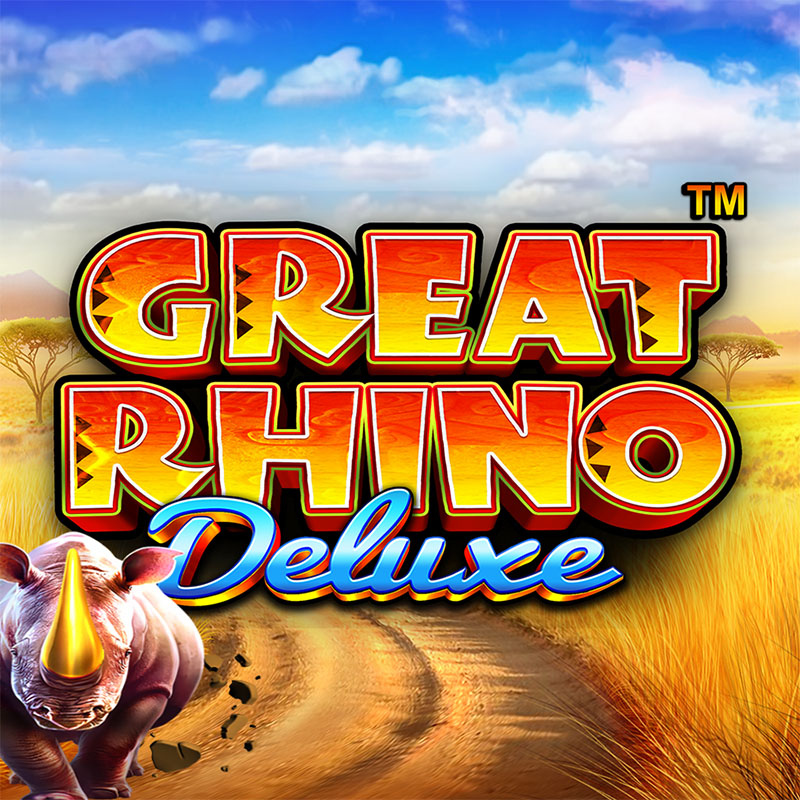 Great Rhino Deluxe Slot Free Play in Demo Mode   Review