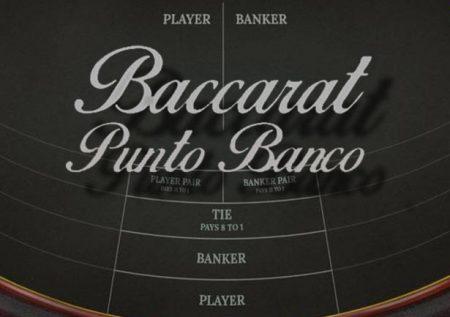 Baccarat (Punto Banco)