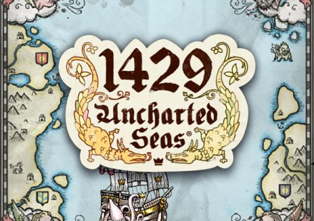 1429 Uncharted Seas Slot